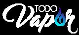 Logo Todo Vapor Blanco