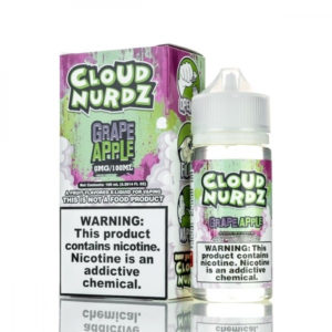 cloudnurdz grape apple
