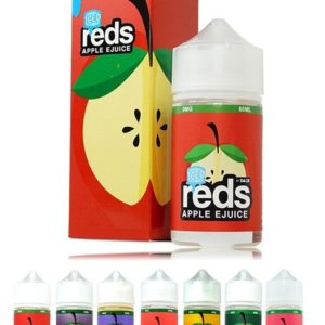 RED APPLE ICED 60ML