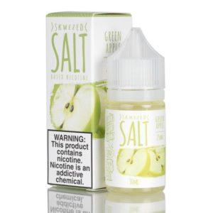 skwezed green apple salt nic