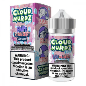 cloudnurdz grape iced