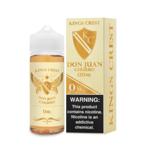 Kings Crest don-juan-churro-120ml