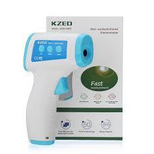 kzed termometro digital infrarrojo