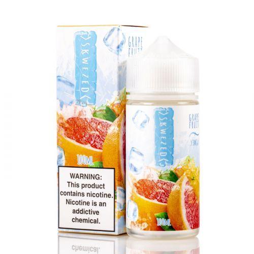 Skwezed Grapefruit ICED 100mL - Todo Vapor Store