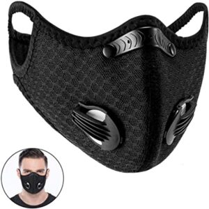 sport mask with filtration