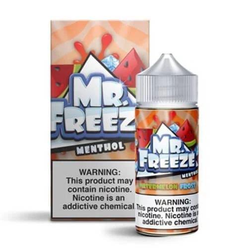 mr freeze watermenlon frost 100ml