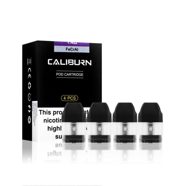 uwell-caliburn-replacement-pods